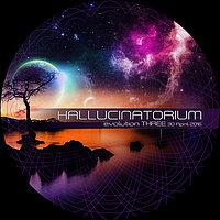 Party Flyer Hallucinatorium Evolution 3 15 May '16, 22:00