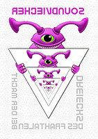 Party Flyer Soundviecher - Bei Der Macht Des Fraktalen Dreiecks 7 May '16, 23:00
