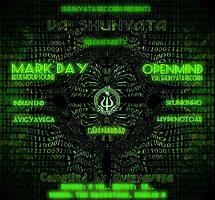 Party Flyer VA Shunyata Release Party 7 May '16, 21:00