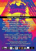 Party Flyer FREEKTION FESTIVAL 13 May '16, 14:00