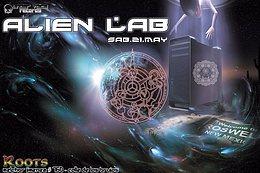 Alien LAB 21 May '16, 22:00