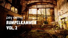 Party Flyer PsyArmy präsentiert: Rumpelkammer Vol.2 21 May '16, 22:00