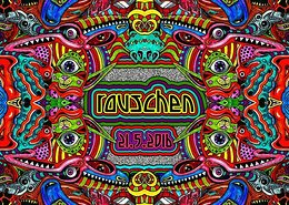 RAUSCHEN #3 . A voyage into psychedelic Trance 21 May '16, 23:00