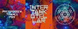Party Flyer INTERTANKSTELLAR *Audiopainter *Gus PB *DJ Nola 28 May '16, 17:00