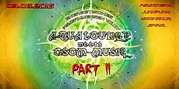 Party Flyer ++ Psykovsky ++ Junxpunx ++ Yaminahua ++ Spiral ++ live @ Aqua Lounge meets OSO 3 Jun '16, 22:00