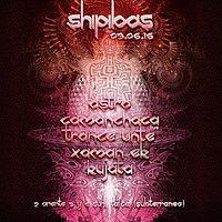Party Flyer ●••• Shipibos •••● ( Volumen II ) 3 Jun '16, 22:00