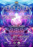 Party Flyer EPIC Tribe pres. MOMENTUM 4 Jun '16, 21:00
