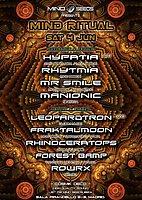 Party Flyer Mind Ritual 4 Jun '16, 22:30