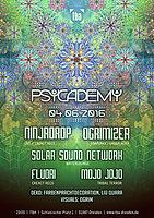 Party Flyer Psycademy 4 Jun '16, 23:00