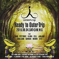 Party Flyer Ready To OuterTrip 4 Jun '16, 22:00