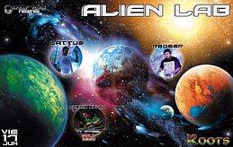 Alien LAB • Recharged! 17 Jun '16, 22:00