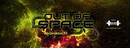 Party Flyer Out Of Space @ Weberknecht 30 Jun '16, 22:00