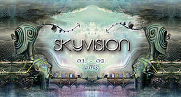 Party Flyer SKYVISION 1 Jul '16, 22:00