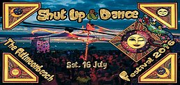 Party Flyer Fullmoonbeachfestival2016 by Shut Up & Dance 16 Jul '16, 19:00