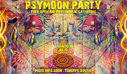 Party Flyer PSYMOON PARTY 16 Jul '16, 22:00