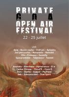 Party Flyer Private Goa Open Air Festival 22 Jul '16, 20:00