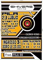 Party Flyer Psytrance Night 23 Jul '16, 18:00