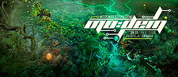 Party Flyer MoDeM Festival 2016 - 5th Year Anniversary 25 Jul '16, 15:00