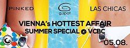 Party Flyer g.spot meets Las Chicas 5 Aug '16, 18:00