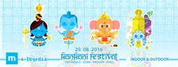 Party Flyer Konkani Festival 20 Aug '16, 16:00