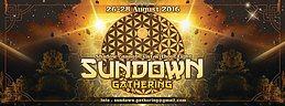Party Flyer Sundown Gathering 26 Aug '16, 22:00