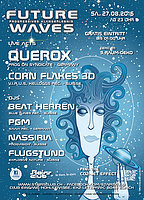 Party Flyer Future Waves 27 Aug '16, 23:00