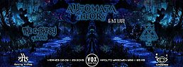 The Darkpsy of The Force features Automata Theory All Night Alive 2 Sep '16, 23:30