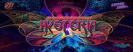 Party Flyer ॐ°•HYSTERIA•°ॐ COMING SOON-Live 3 Sep '16, 22:00