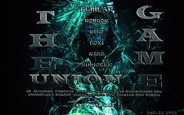 Party Flyer ॐ THE UNION GAME ॐ 3 Sep '16, 22:00