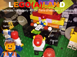 Party Flyer ..(::) Lego(A)land (::).. 17 Sep '16, 22:00