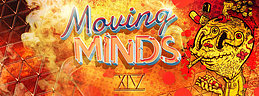 Party Flyer Moving Minds 30 Sep '16, 23:00