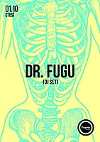 Party Flyer Doctor Fugu 1 Oct '16, 22:00