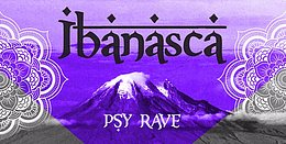 Party Flyer Ibanasca Psy Rave 1 Oct '16, 22:00