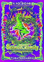 Party Flyer SchmoXFamily- Organic Jungle IV 1 Oct '16, 22:00