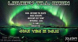 Party Flyer LIQUEFY TILL DAWN 2016 15 Oct '16, 22:00
