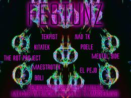 Party Flyer fesTUNZZZZZ 28 Oct '16, 22:00