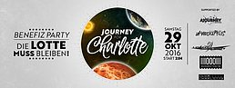 Party Flyer ►Ajourney for Charlotte◄ (Benefiz - Party) pres. by Ajourney Prod. 29 Oct '16, 23:00