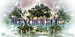 Party Flyer BEYONDELIC 2016 29 Oct '16, 20:00