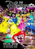 Party Flyer Freak Show Bad Disney 31 Oct '16, 22:00