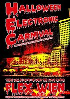 Party Flyer H.E.C. - Halloween Electronic Carnival 2016 31 Oct '16, 22:00