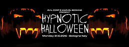 Party Flyer Hypnotic Halloween 31 Oct '16, 22:00