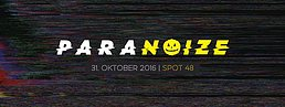 Party Flyer PARANOIZE - HALLOWEEN SPECIAL 31 Oct '16, 22:00