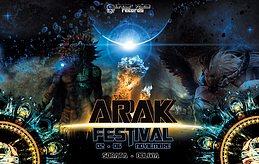 ARAK Festival • Music & Visionary Arts 2 Nov '16, 18:00