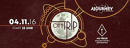 Party Flyer ►ON A TRIP (Part 2) ◄ pres. by Ajourney Prod 4 Nov '16, 23:00
