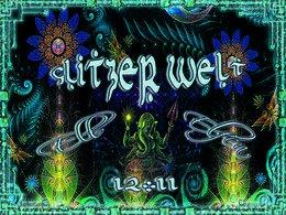Party Flyer ॐ ElbElfens Glitzer Welt ॐ 12 Nov '16, 22:00