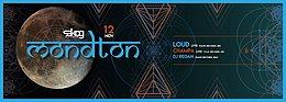 Party Flyer MONDTON w/ LOUD & DJ REGAN Nano Rec. & Champa 12 Nov '16, 22:00