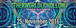 Party Flyer OTHERWORLDLY HOLLOW 25 Nov '16, 23:00