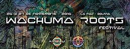 Party Flyer Wachuma Roots 26 Nov '16, 16:30