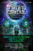 Party Flyer A Trip to Carnival (psychedelic carnival official pre party) 26 Nov '16, 22:00