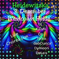 Party Flyer Heidewitzka 3 Dec '16, 23:00